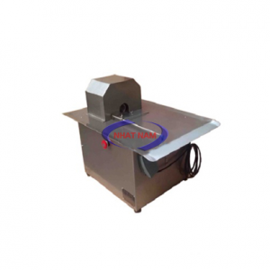 Máy buộc đầu xúc xích motor (NNXX-B05)là một trong những máy không thể thiếu trong công nghệ làm xúc xích. Máy được sử dụng trong nhiều cơ sở sản xuất. Hình thức đẹp, sử dụng đơn giản, độ bền cao, vệ sinh dễ dàng là những ưu điểm của dòng máy này.