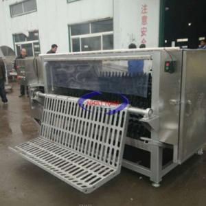 Máy vặt lông gà công nghiệp MS-YTM1600 (NNVLG-A11)  – Là dòng máy xử lý lông động vật theo tiêu chuẩn công nghiệp được sử dụng rộng trong các lò giết mổ gia súc, gia cầm  – Máy vặt lông giúp cho người công nhân trong quá trình làm việc được hiệu quả hơn  – Máy thích hợp với các cơ sở giết mổ, hộ kinh doanh, nhà hàng,…  n.