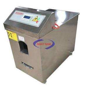 Máy mổ cá liên hoàn (NNTX-09)là thiết bị được sử dụng rộng rãi tại các cở sở chế biến, đánh vẩy cá và mổ bụng liên hoàn trước khi đưa vào sơ chế hoặc bán ra thị trường.