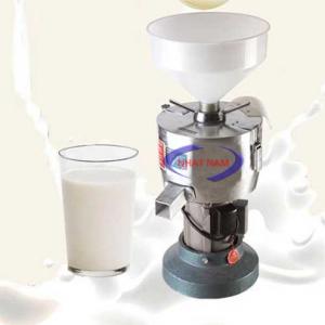Máy xay đậu nành 120kg/h (NNTP-M18)là dòng máy xay đậu nành công nghiệp chuyên dùng xay đậu nành nấu sữa, ngoài năng suất cao, vận hành khỏe, máy còn có khả năng xay lọc nước và bã riêng biệt, không phải lọc lại.
