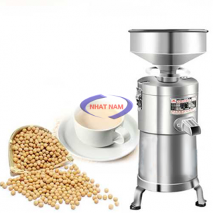 Máy xay đậu nành FSM-150 (NNTP-M26),là dòng máy xay công nghiệp chuyên dùng xay đậu nành nấu sữa, ngoài năng suất cao, vận hành khỏe, máy còn có khả năng xay lọc nước và bã riêng biệt, không phải lọc lại.