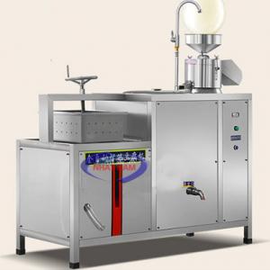 Bộ dây chuyền SX đậu phụ liên hoàn YC-100 (van xoáy) (NNTP-M36)Là một trong những thiết bị quan trọng được thiết kế tối ưu về chế biến thực phẩm. Máy có thể thay thế rất nhiều lao động lành nghề làm việc cùng một thời điểm, đảm bảo vệ sinh an toàn thực phẩm khi chế biến.