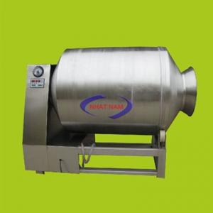 Máy massage thịt 200 lít (NNXT-D03)  – Là một trong những thiết bị quan trọng được thiết kế tối ưu về chế biến thực phẩm  – Máy có thể thay thế rất nhiều lao động lành nghề làm việc cùng một thời điểm, đảm bảo vệ sinh an toàn thực phẩm khi chế biến.