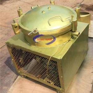 Máy lọc dầu khí nén 1 bình 6YL (NNTP-RA09)là một dạng máy sử dụng khí nén để ép dầu qua tấm lọc mà chúng tôi cung cấp, giúp tách các loại cặn ra khỏi dầu một cách tối ưu.