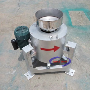 Máy lọc ly tâm (NNLD-02)là một dạng máy ly tâm lọc mà giúp tách các loại cặn ra khỏi dầu một cách tối ưu.