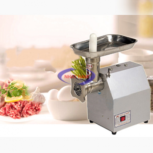 Máy xay thịt TJ-12 (NNXT-B08)là sản phẩm được sử dụng nhiều trong ngành công nghiệp chế biến thực phẩm, có tính năng sử dụng cao và sử dụng rất dễ dàng.