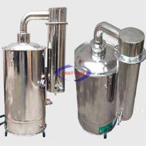 Máy cất nước tinh khiết 20 lít/h (NNTP-RB07)có khả năng chưng cất tối đa 20 lít nước/lần.