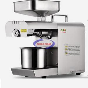 Máy ép dầu thực vật ZJ-609 (NNED-02)là thiết bị thật sự hữu ích cho tất cả mọi gia đình, xí nghiệp được nhập khẩu và phân phối độc quyền. Với trọng lượng 13 kg, công suất 4 kg/h máy luôn là sự lựa chọn hoàn hảo cho các hộ kinh doanh nhỏ và hộ gia đình.