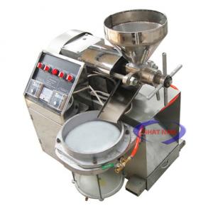 Máy ép dầu thực vật 20 kg/h (NNED-04)là dòng máy được nhập khẩu và phân phối độc quyền. Máy có 2 tính năng chính là ép dầu và lọc dầu sau khi ép