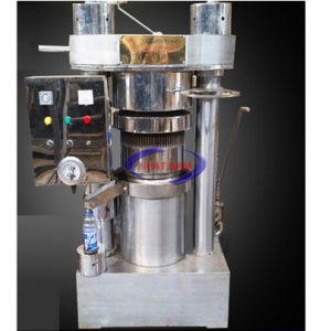 Máy ép dầu thủy lực 180 (NNED-12)Máy có 2 tính năng chính là ép dầu và lọc dầu sau khi ép, bạn sẽ không phải đợi dầu lắng xuống nữa mà bạn có thể lọc ngay và bán cho khách hàng của mình. Máy ép dầu thủy lực sử dụng công nghệ hiện đại