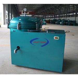 Máy lọc dầu khí nén 1 bình YGLQ-600 (NNLD-03)là một dạng máy sử dụng khí nén để ép dầu qua tấm lọc giúp tách các loại cặn ra khỏi dầu một cách tối ưu.