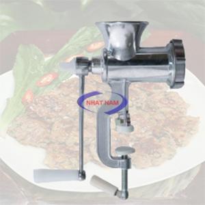 Máy xay thịt quay tay (NNXT-B01)giúp bạn xay thực phẩm dễ dàng và nhanh chóng.