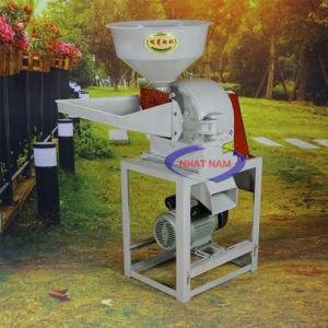 Máy nghiền bột thô (NNXB-09)là loại máy tiện lợi trong việc xay nghiền các loại hạt ngũ cốc như: Gạo, ngô, đậu tương, đỗ xanh, đậu đỏ…thành các loại bột khô dùng trong chế biến thực phẩm.