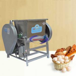 Máy trộn bột nằm ngang 50 kg (NNTB-14)uy tín - chất lượng cao - bảo hành chu đáo !