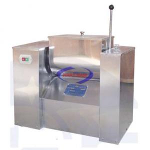 Máy trộn bột khô chữ U 20L/mẻ (NNTB-24)đáp ứng nhu cầu sử dụng các loại thiết bị làm bánh cũng ngày càng tăng cao, đặc biệt, đối với các tiệm bánh lớn, các công ty sản xuất bánh