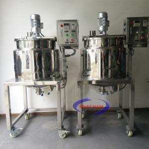 Máy trộn dung dịch (NNTB-39)là thiết bị chuyên dùng để nấu và trộn các loại dung dịch đặc. Bộ phận gia nhiệt có thể cài đặt tới 100 độ, làm nóng chảy dung dịch nhanh chóng, motor khuấy giúp đảo đều, không gây bán dính hay vón cục, loại bỏ bọt khí trong quá trình trộn.