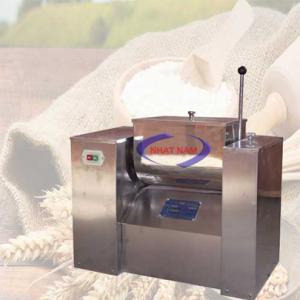 Máy trộn bột khô chữ U 10L/mẻ (NNTB-20)đáp ứngnhu cầu sử dụng các loại thiết bị làm bánh cũng ngày càng tăng cao, đặc biệt, đối với các tiệm bánh lớn, các công ty sản xuất bánh, việc sử dụng máy trộn bột trở nên vô cùng cần thiết, giúp người thợ làm bánh có thể làm bánh một cách nhanh và ngon.