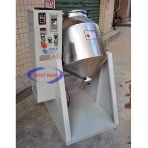 Máy trộn bột & phụ gia, bột hóa chất (20kg) (NNTB-46)được sử dụng rộng rãi trong thức ăn gia súc, thực phẩm, thuốc bảo vệ thực vật, hóa chất, mỹ phẩm, dược phẩm và các loại phụ gia khác nhau như trộn bột và có thể được sử dụng để thêm một lượng nhỏ chất lỏng trong trộn bột.