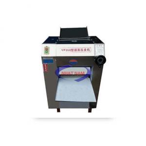 Máy cán bột YP-300 (NNCB-A19)  – Máy cán bột chuyên dùng trong quá trình sản xuất bánh bao, bánh gối , bánh pizza và cả những loại bánh nhiều tầng.  – Sử dụng loại máy này giúp người thợ bánh giảm thiểu tối đa thời gian làm ra 1 chiếc bánh