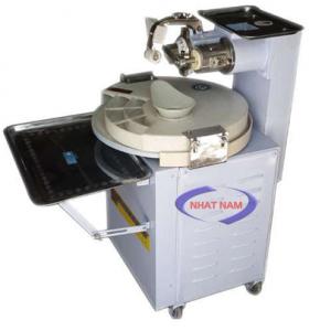 Máy chia bột và vê tròn MP30-2 (NNCB-B02)Là sản phẩm tiện ích 2 trong 1, vừa chia bột vừa kết hợp vo tròn bột. Máy được sử dụng rộng rãi trong các cửa hàng làm bánh bao, bánh mì… với cơ chế hoạt động hoàn toàn tự động, năng suất cao.