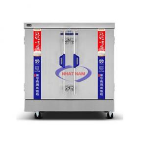 Tủ cơm 24 khay dùng điện không điều khiển (NNTC-04)là tủ chuyên dùng nấu cơm trong các phòng ăn khu công nghiệp, căng tin trường học, các bếp ăn tập thể, các công ty