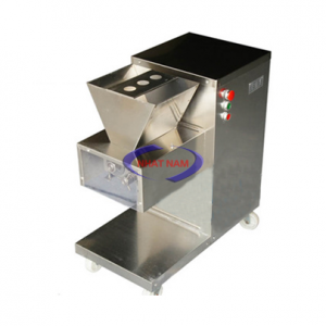 Máy thái thịt tươi sống QW-80 (NNTT-A22)Là một trong những thiết bị quan trọng được thiết kế tối ưu về chế biến thực phẩm. Máy có thể thay thế rất nhiều lao động lành nghề làm việc cùng một thời điểm, đảm bảo vệ sinh an toàn thực phẩm khi chế biến.