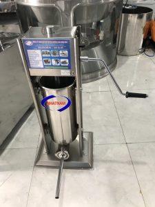 Máy đùn xúc xích quay tay 10 lít (NNXX-A06) giá rẻ - chất lượng cao - bảo hành chu đáo !