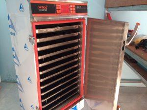 Tủ cơm 12 khay dùng điện có điều khiển (NNTC-10)là dòng sản phẩm được cung cấp, tủ chuyên dùng nấu cơm trong các phòng ăn khu công nghiệp, căng tin trường học, các bếp ăn tập thể, các công ty