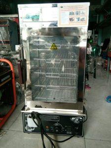 Tủ hấp bánh bao dùng điện ESM-44 (NNTH-02)chuyên dùng đểhấp và giữ nóng sản phẩm. Thích hợp cho mọi gia đình, các doanh nghiệp sản xuất quy mô vừa và nhỏ… Tủ có 2 mầu đỏ trắng tùy chọn.