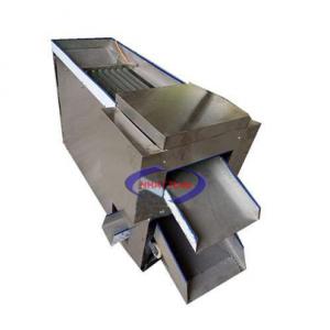 Máy thái ớt công nghiệp AG-300 (NNCQ-A26)được Công ty Nhật nam cung cấp nhằm thái ớt.…thành lát hoặc vụn nhỏ hoặc lát mỏng để làm gia vị trong các bữa ăn.. Đây là dòng máy công nghiệp hoạt động với năng suất và tốc độ cao, cho sản phẩm với khối lượng lớn