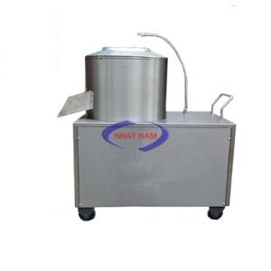 Máy gọt khoai tây YQ-350 (NNCQ-D01)được Nhật nam cung cấp, giúp nỗi lo tốn thời gian với công việc phải gọt vỏ khoai tây, khoai môn hay vỏ gừng … Mệt mỏi, đau lưng, vai, gáy … Chi phí nhân công, sức người cho công việc nhàm chán. Vậy thì hãy sử dụng máy gọt vỏ khoai tây của chúng tôi