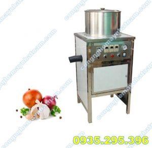 Máy bóc vỏ hành, tỏi FX-128S (NNCQ-B10) chuyên dùng để bóc vỏ hành, tỏi khô...