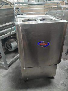 Máy thái rau củ qủa đa năng (NNCQ-A14)là dòng sản phẩm mới mà Nhật Nam cung cấp, thiết bị không thể thiếu được cho các nhà bếp công nghiệp, nhà hàng khách sạn chuyên phục vụ những bữa ăn chuyên nghiệp.