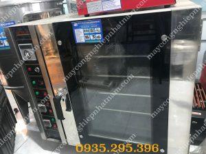Lò nướng bánh đối lưu 10 khay (NNLQ - A46) uy tín - giá rẻ - chất lượng !