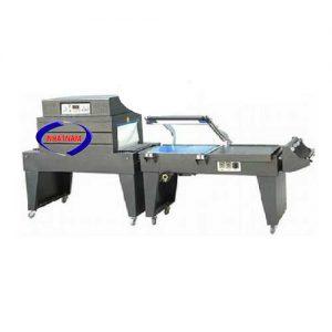 Dây chuyền co và cắt màng chân cao (NNCM - A13)  – Hệ thống máy co màng có hệ thống đèn nhiệt công suất lớn, được bố trí đều ở mặt trên, mặt dưới và hai bên hông,