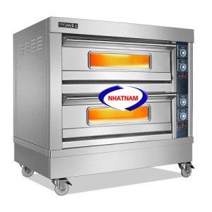 Lò nướng bánh 2 tầng 2 khay độc lập (NNLQ-A16) đang được rất nhiều khách hàng ưa chuộng bởi chất lượng tốt và giá thành hợp lý.