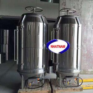 Lò quay heo dùng gas (ĐK-1M) (NNTP-I11)