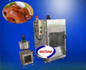Lò xông khói30kg (NNLXK-02)là thiết bị cần thiết trong các cơ sở sản xuất xúc xích, thịt bò hun khói, thịt trâu hun khói.
