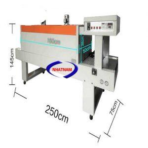 Máy co màng có hệ thống làm mát (NNCM-A12)