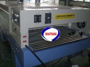 Máy co màng khổ lớn(NNCM-A19) Đặc điểm, tính năng máy co màng khổ lớn: – Máy co màng khổ lớn có thiết kế chắc chắn, hiệu quả, đầu tư thấp khấu hao nhanh, tiết kiệm nhân công, rất phù hợp cho các cơ sở sản xuất vừa và nhỏ.