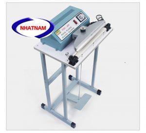 Máy hàn dập chân dây nhiệt Plastic 400mm (NNMH-A12)