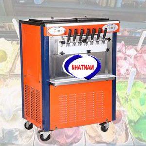 Máy làm kem 7 vòi ( NNMLK-A14)