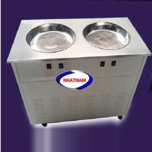 Máy làm kem cuộn (NNMLK-A18)