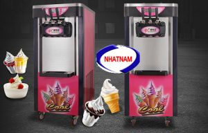 Máy làm kem tươi (20-25 lít/h) (NNMLK-A16)