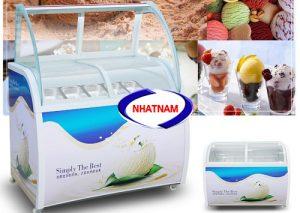 Tủ mát trữ kem 10 khay (NNTP-PC07)