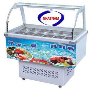 Tủ trữ kem ký 12 khay (NNTP-PC18)