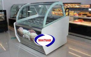 Tủ trữ kem ký 16 khay (NNTP-PC17)