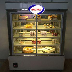 Tủ trưng bày bánh kem 5 tầng (NNTQ-A08)