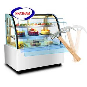 Lợi ích khi bạn sở hữu tủ trưng bày bánh kem trong kinh doanh