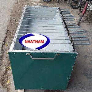 Xe nướng thịt xiên than hoalà sản phẩm chuyên sử dụng để nướng thịt của Việt Nam, đang được ưa chuộng hiện nay. Đặc điểm của dòng sản phẩm này là cơ động, tiện lợi di chuyển cho các quán hàng rong.
